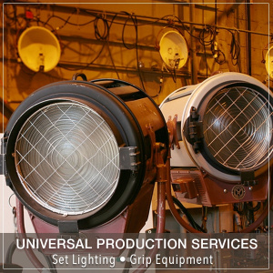 UNIVERSAL PRODUCTION SERVICES | NY SET LIGHTING & GRIP