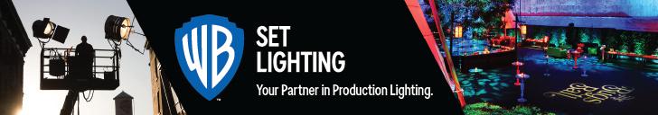WARNER BROS. SET LIGHTING - Rental Warehouse