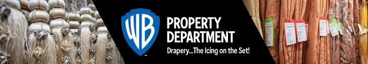WARNER BROS. DRAPERY DEPARTMENT