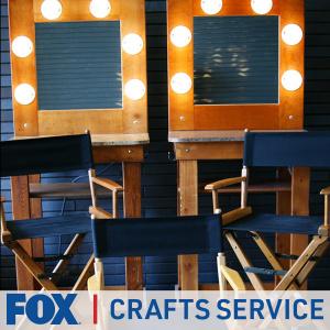 FOX STUDIOS CRAFT SERVICE