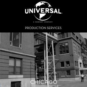 UNIVERSAL PRODUCTION SERVICES   CINESPACE STUDIOS
