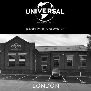 UNIVERSAL PRODUCTION SERVICES | ELSTREE FILM STUDIOS