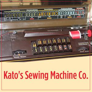 KATO'S SEWING MACHINE COMPANY