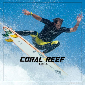 CORAL REEF WETSUITS