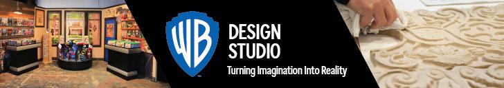 WARNER BROS. DESIGN STUDIOS