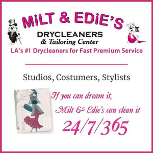 MILT & EDIE'S DRYCLEANERS & TAILORING CENTER