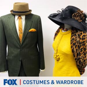 FOX STUDIOS COSTUMES & WARDROBE DEPARTMENT