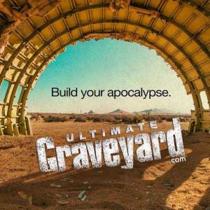 Ultimate Graveyard   700 Acre Mojave Desert Film Location