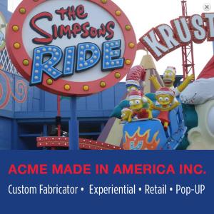 ACME MADE IN AMERICA INC