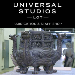 UNIVERSAL STUDIOS FABRICATION & STAFF SHOP