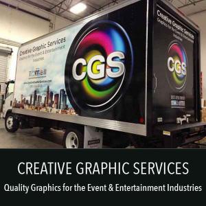 CGS - CREATIVE GRAPHIC SERVICES | Los Angeles